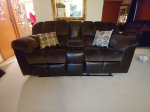 New couch 2 seater recliner for Sale in Vancouver, WA