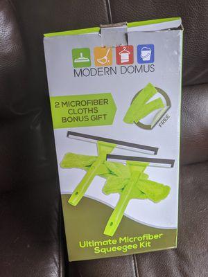 New squieecher microfiber for Sale in Parkland, WA