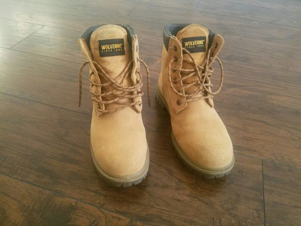Steel toe- $40 firm. US size 10, EUR 43.Used for couple of days.