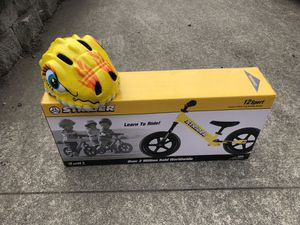 Brand New-Never Opened Kids Strider Balance Bicycle for Sale in Hoquiam, WA