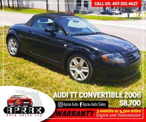 Audi TT 2006 for Sale in Orlando, FL