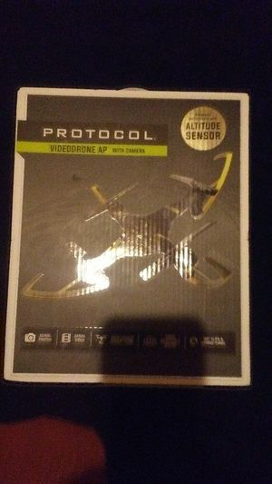 Protocol videodrone with camera for Sale in Columbus, OH