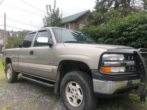 Chevy Silverado 1500 for Sale in Renovo, PA
