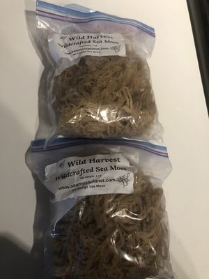 2lbs Organic Sea Moss for Sale in Naperville, IL
