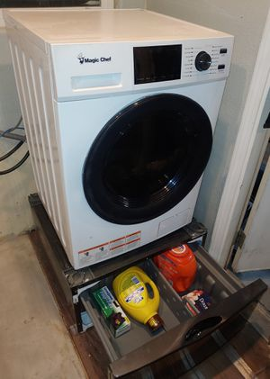 MAGIC CHEF 2.7cu.ft. All In One Washer & Ventless Dryer Combo for Sale in Phoenix, AZ