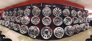 "👉RIMS FOR DUALLY TRUCKS 20"" 22"" 24"" 26"" AMERICAN FORCE,FUEL ;XD IN STOCK WE OFFER FINANCE for Sale in Houston, TX"