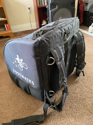 Food delivery bag for bicycles, motorcycles, skateboard, etc. for Sale in Cudahy, CA