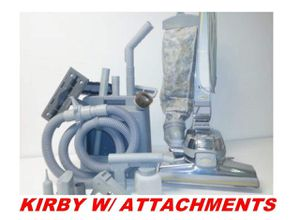 Kirby vacuum w/all attachments for Sale in Oklahoma City, OK
