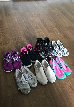 Children's shoes Nike's, Vans, and more! for Sale in Virginia Beach, VA
