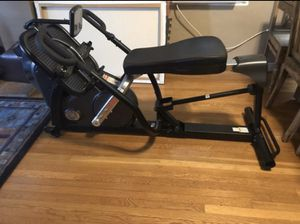 Row machine \ Rower for Sale in Los Angeles, CA
