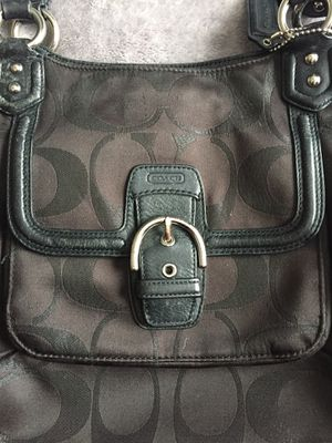 Authentic Signature Coach Bag for Sale in Peabody, MA