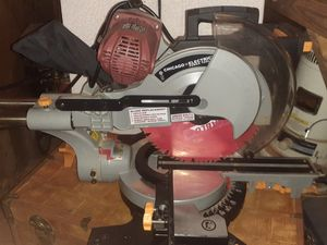 Chicago Electric Miter Saw for Sale in Pendleton, SC