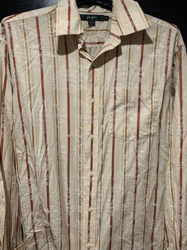 Sean John button down shirt
