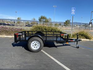 Utility Trailer 5x8x1 for Sale in Los Angeles, CA