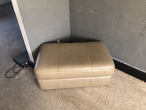 Leather couch for sale still new for Sale in Columbus, OH
