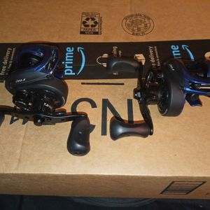 Brand New Fishing Reels for Sale in Texas City, TX