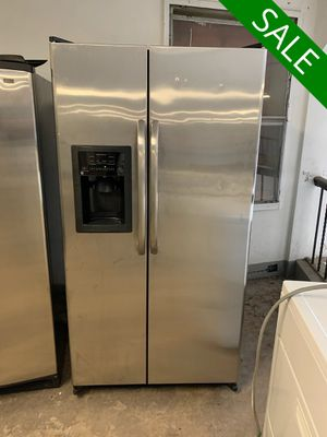 📢📢GE Refrigerator Fridge Delivery Available Ice and Water #1347📢📢 for Sale in Lutherville-Timonium, MD