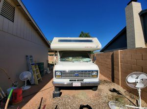 1989 Ford E350 Econoline RV for Sale in Mesa, AZ