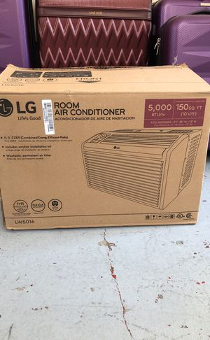 LG Room Air Conditioner for Sale in Houston, TX