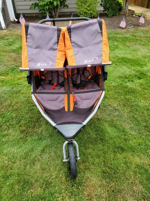 Double Bob Jogging Stroller for Sale in Puyallup, WA