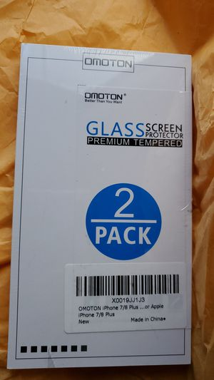 Iphone 7/8 Plus Screen Protector for Sale in Las Vegas, NV