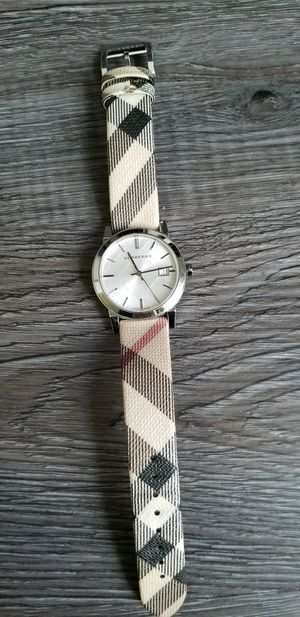 Burberry Watch woman for Sale in Rockville, MD