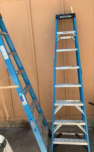 Werner 8ft A frame ladder for Sale in Austin, TX