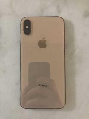 iPhone XS - 256 GB for Sale in MARTINS ADD, MD
