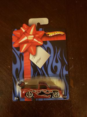 Hot Wheels 2007 Xmass Card Super Tuned for Sale in El Paso, TX
