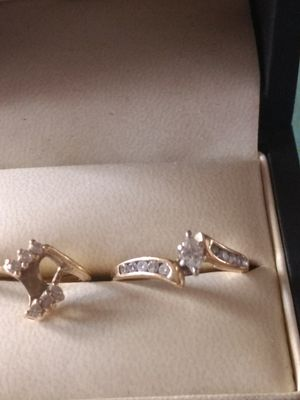 Beautiful wedding set for Sale in New Columbia, PA