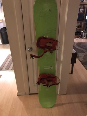 Forum Snowboard for Sale in Fullerton, CA