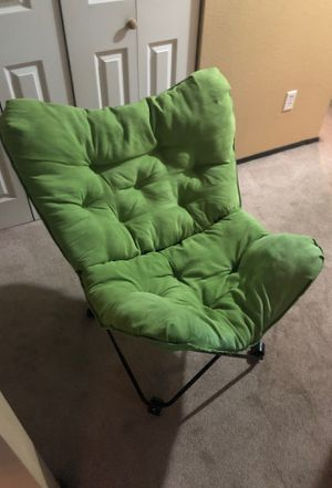 Camping chair for Sale in East Wenatchee, WA