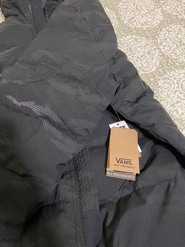 Vans ets jacket