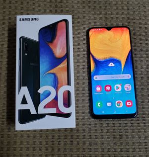 SAMSUNG GALAXY A20 for Sale in Camp Hill, PA