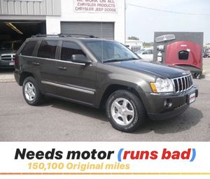 2005 Jeep grand Cherokee Limited for Sale in Norfolk, VA
