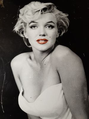 Marilyn monroe painting for Sale in Placerville, CA