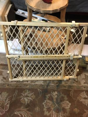 Baby gate/ dog gate for Sale in Chesapeake, VA