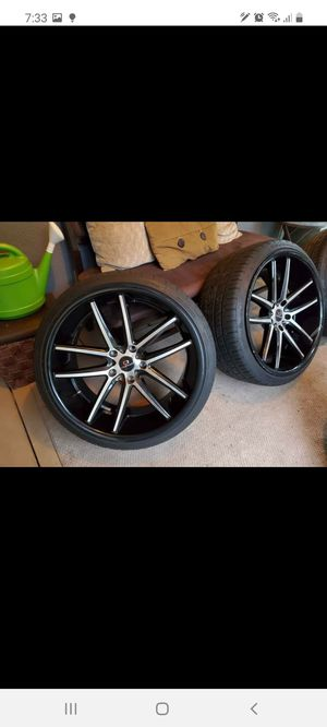 20in 5x120 Wheels for Sale in Tampa, FL