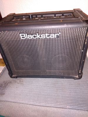 BLACKSTAR Guitar Amp. for Sale in Oklahoma City, OK
