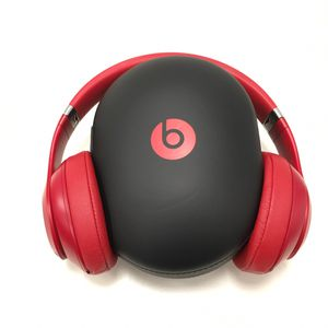 Beats by Dr. Dre Studio 3 Headband Wireless Headphones Noise Cancelling - Red for Sale in Nahant, MA