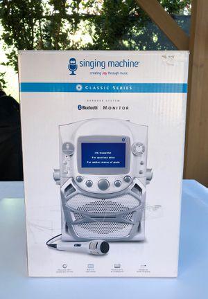SINGING MACHINE KARAOKE for Sale in Norwalk, CA