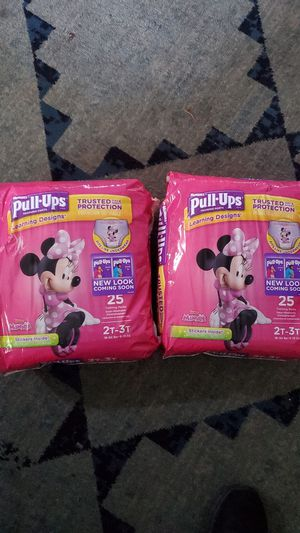 Huggies Pull Ups Size 2T-3T for Sale in Los Angeles, CA