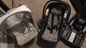 Baby Car seat, stroller, swing, and rocker for Sale in Las Vegas, NV