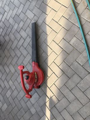 Toro leaf blower for Sale in Elmwood Park, NJ