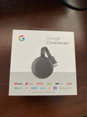Google Chromecast for Sale in Beverly, MA