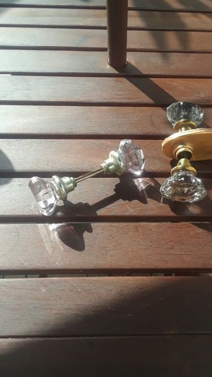 Antique glass doorknobs for Sale in Long Beach, CA
