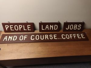 Coffee decorations for Sale in Spokane, WA