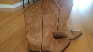 Kids cowboy boots for Sale in Puyallup, WA