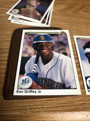 1990 Upper Deck baseball cards. Mint condition. for Sale in Columbia, SC