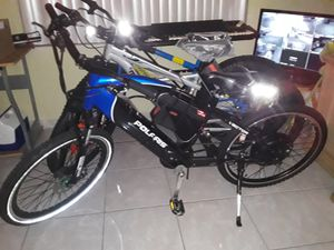 "BICYCLE 26""Polaris Vector Electric Bike ,Bicycleta Especial for Sale in Miami, FL"